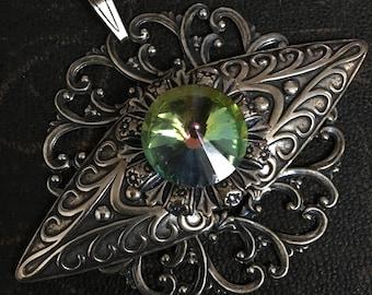 Pendants by Sunnylook Swarovski Crystal Ornament