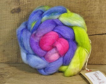 BFL Wool / Sparkly Nylon Top - 'Wishes'