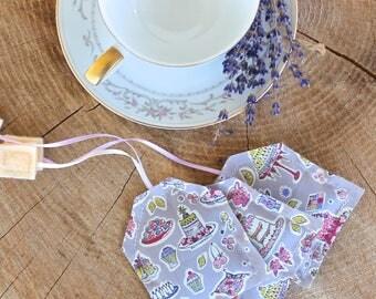 3 Lavender Sachets