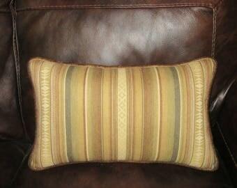 Southwest Pillow Lumbar Pillow Decorative Throw Pillow Bedding Office Neutral Colors