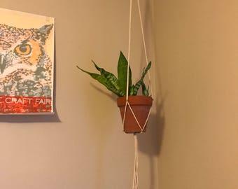 Adjustable Plant Hanger - Single