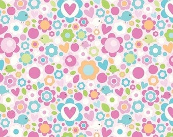 20EXTRA 50% OFF Sweet Home Floral Pink