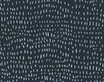 20%OFF Whisper by Victoria Johnson for Windham Fabrics Navy Dashes