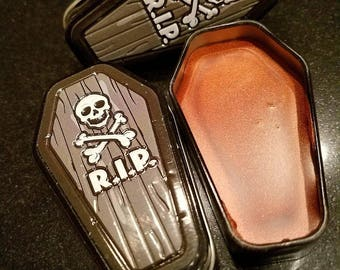 """Heartbreaker Bronzer - All-natural, handmade. """"The female is deadlier than the male"""""""