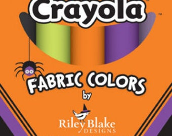Crayola Fat Eighth Box Halloween