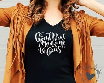 Hocus Pocus SVG | Halloween SVG | Hocus Pocus Sayings | Hocus Pocus Cut File | Adult Halloween SVG Design | Hocus Pocus Quote