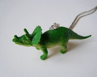 Pendant - Green dinosaur