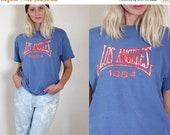 Sprang Flang vintage 80s Los Angeles worn in tee unisex