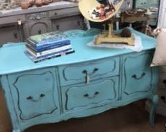Petite French Provincial Sideboard