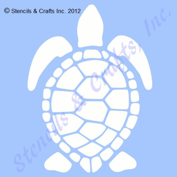 Sea turtle painting  Etsy