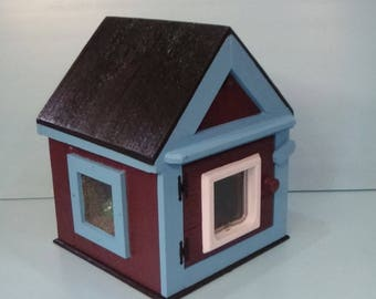 CUSTOM Heated Outdoor Cat House/,shelter,bed,condo,sanctuary