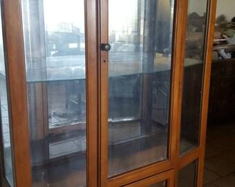 Large Curio cabinet / case
