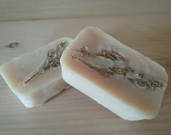 Desert Sage goats milk and tallow all natural soap (2 bars)