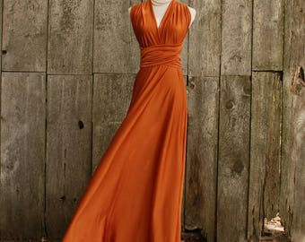 USA, convertible dress, infinity dress, bridesmaids dresses