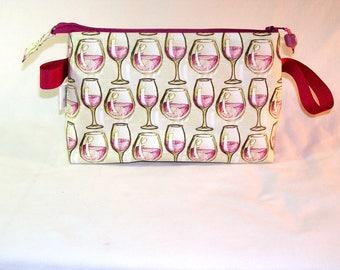 Wine Glasses Tall Mia Bag - Premium Fabric