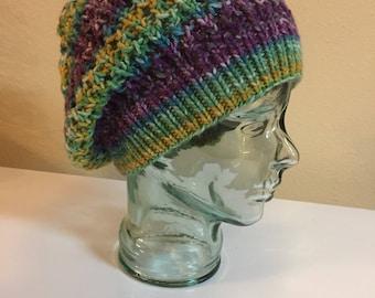 Slouchy lightweight hippie hat