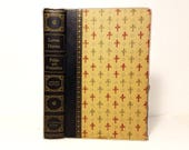 Hollow Book Safe Pride and Prejudice and Lorna Doone Cloth Bound vintage Secret Compartment Security hiding place