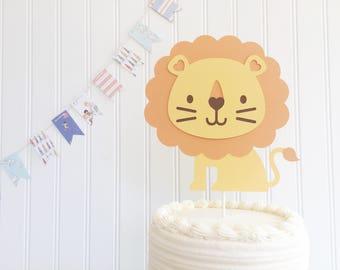 Zoo cake topper Etsy