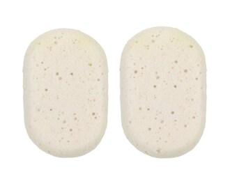 Daylee Naturals Oval Bath Sponge 2 Pack