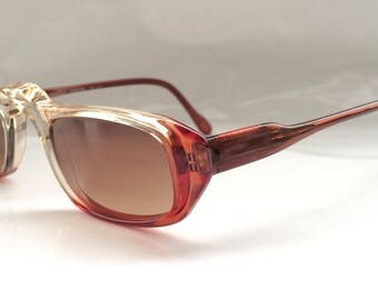 80s Vintage Italian Safilo Mint Reading Glasses Sunglasses