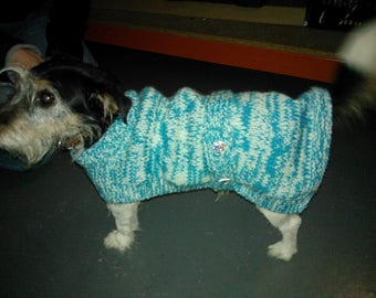 Jrt blueprint etsy jack russell terrier coat knitting pattern download malvernweather Choice Image