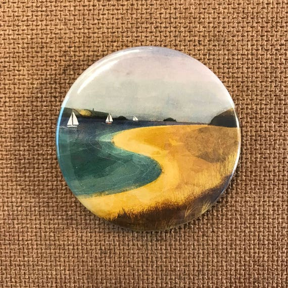 Rock - Fridge Magnet