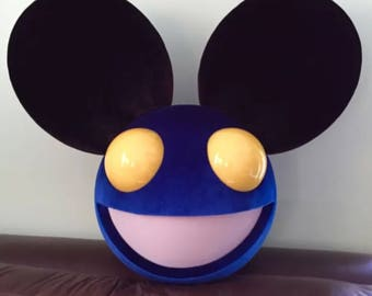 mouse deadmau5 head inspired halloween costume - Deadmau5 Halloween Head