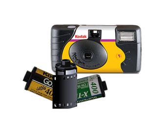 Film Developing at the right price.  Film processing.  Color film, C-41 processing
