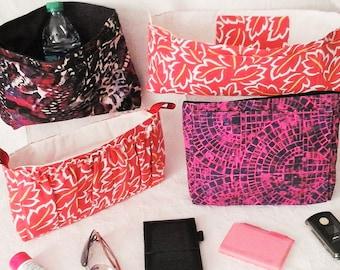 Medium Bag Insert Organizers, Purse Insert Liner, Purse Organizer, Handbag Organizer, Purse Pockets, Women's Gifts, Insert Organizer,