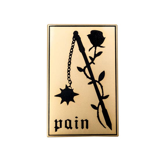Pain Pin.