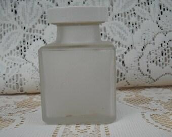 1956 Prenatal Vitamin Bottle