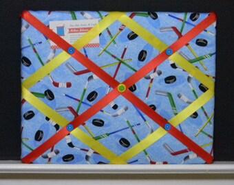 11 x 14 Ice Hockey Memory Board