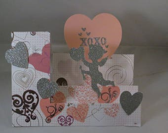 Valentine's Day Card - 5x7 stand up card