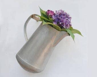 Metal Wall Vase metal wall vase | etsy