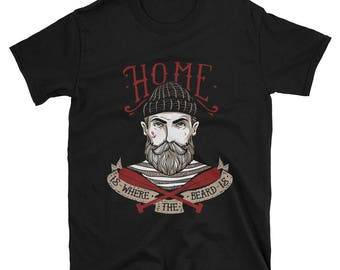 Home is where the beard is