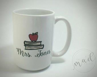 School Days Beverage Mug