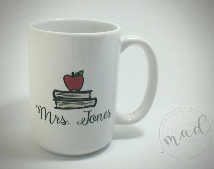 School Days Beverage Mug