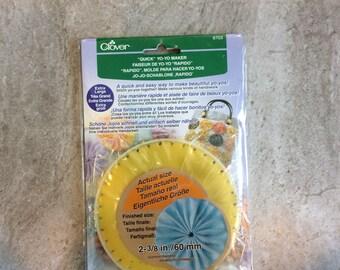Clover Vintage Yo-Yo Makng Kit