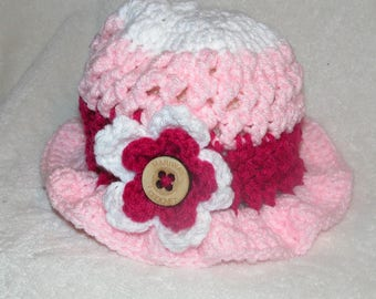 Baby's Bowler Style Hat