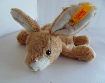 Steiff rabbit all Ids lying 2255
