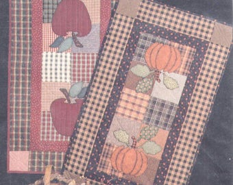 HARVEST TABLE TOPPERS Pattern - Uncut - Q033