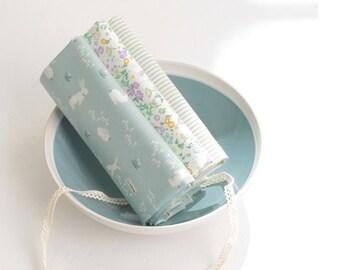 Fat Quarters Floral Cotton Bundle (3 Pieces) 87523