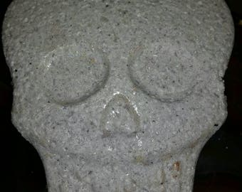 Skull Bath bomb *Horror bath *Horror decor