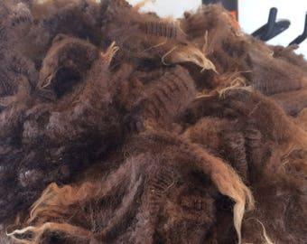 Finn lambs wool  100% Purebred Finn