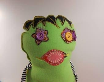 Plush Monster Stuffed