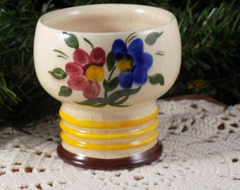 Late 1960's Goebel Tegernsee Pattern Cup
