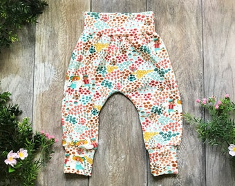 Meadow Organic Cotton Knit Baby Toddler Kids Pants - Limited Edition