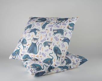 Square Cat Cushion