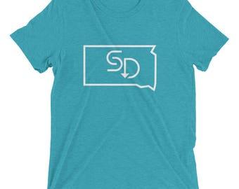 South Dakota Short sleeve t-shirt