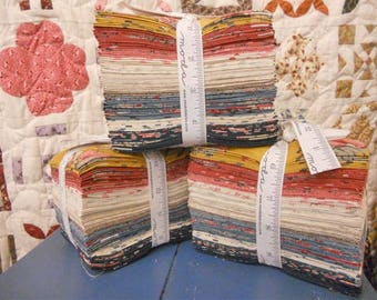 Sweet Blend Fat 8th bundle by Laundry Basket Quilts for moda fabrics